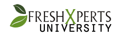 Fresh Experts University Logo